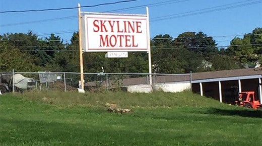 Skyline Motel (FILE)