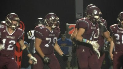 Stuarts Draft improves to 6-0 with a 20-0 win over Buffalo Gap