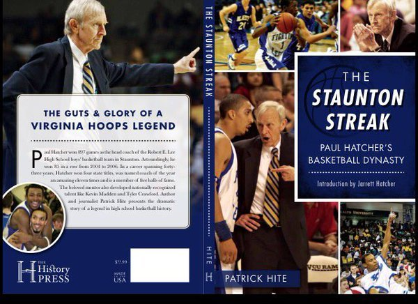 The Staunton Streak: Paul Hatcher's Basketball Dynasty