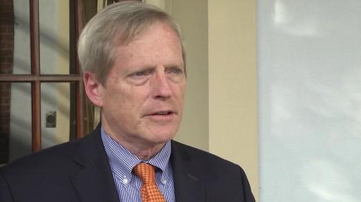 Legal analyst Lloyd Snook