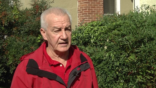 Former Bedford County Sheriff's Office Lead Investigator Chuck Reid (FILE IMAGE)