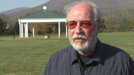 Doug Hornig, Friends of Nelson board member