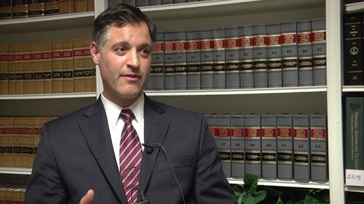Albemarle County Commonwealth's Attorney Robert Tracci