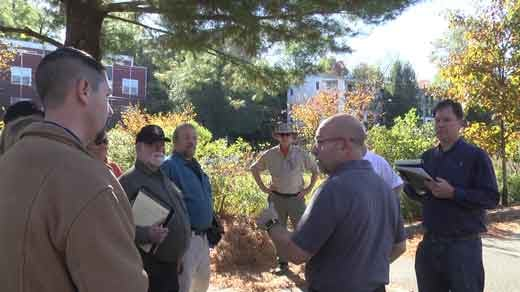 course in Albemarle County
