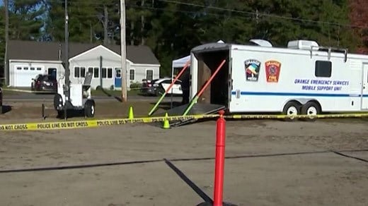 Authorities investigating a deadly home invasion in Orange, Mass. (FILE IMAGE)