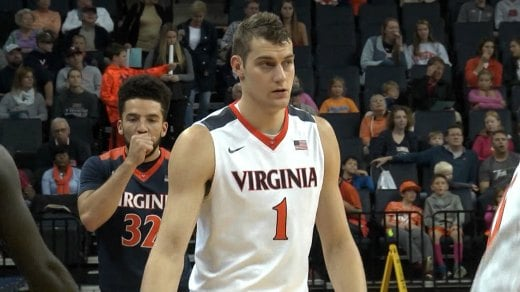 Austin Nichols has been dismissed from the UVa men's basketball team
