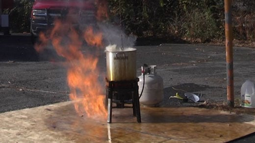 Thanksgiving Day Fires Are Pretty Common - Here's How to Avoid Them