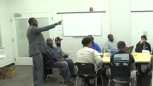 Organizers behind My Brother's Keeper met in Charlottesville Tuesday