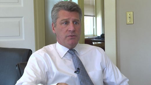 Former U.S. Attorney Tim Heaphy (FILE IMAGE)