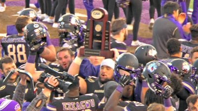 JMU finished the regular season 8-0 in conference play