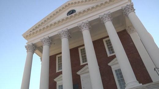 The University of Virginia Rotunda (FILE IMAGE)
