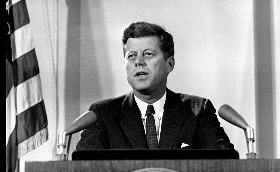 JFK courtesy of NBC News
