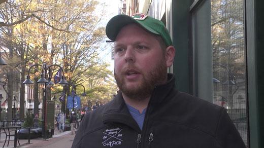 Hunter Smith, Brasserie Saison co-owner