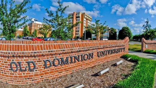 Old Dominion University (Photo courtesy www.odu.edu)