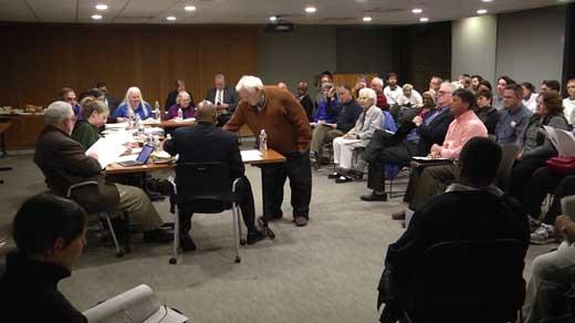 Blue Ribbon Commission final meeting