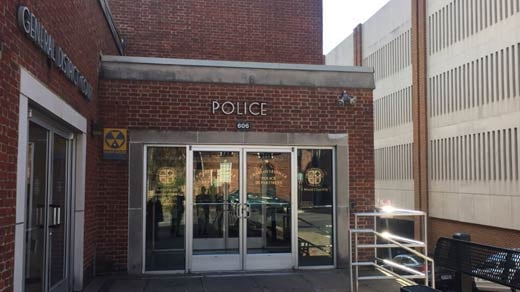 Charlottesville Police Department and General District Court