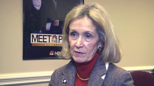 Clara Belle Wheeler, vice chair of the Virginia State Board of Elections.