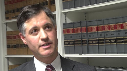 Albemarle County Commonwealth's Attorney Robert Tracci