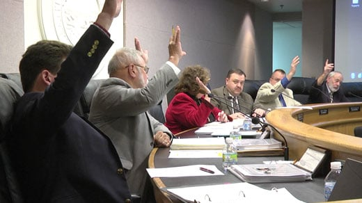 The Augusta County Board of Supervisors voted to get new voting machines Wednesday