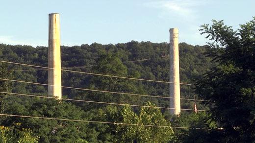 Former DuPont factory in Waynesboro (FILE)