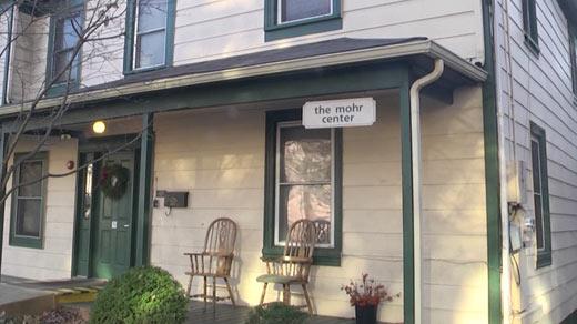 The Mohr Center in Charlottesville