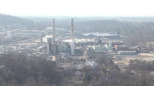 DuPont facility in Waynesboro
