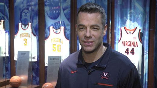 UVA Coach Tony Bennett