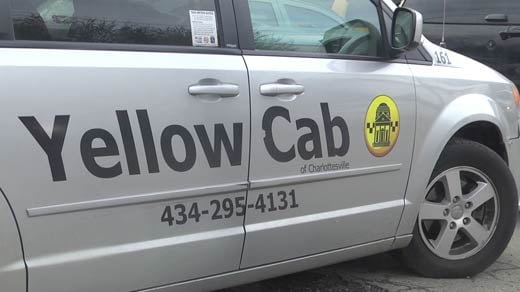 Taxi with Yellow Cab of Charlottesville