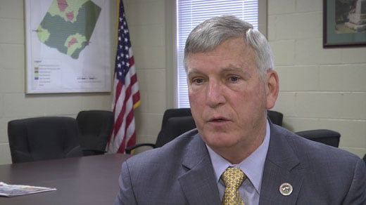 Steve Nichols, Fluvanna County administrator
