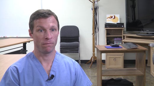Dr. John Gaughen of Sentara Martha Jefferson Hospital
