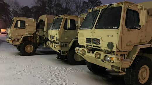 Photo courtesy the Virginia National Guard