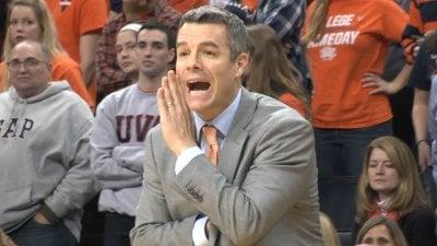 UVa head coach Tony Bennett