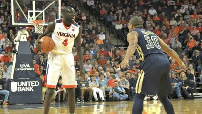 Marial Shayok scored a career-high 19 points against Georgia Tech
