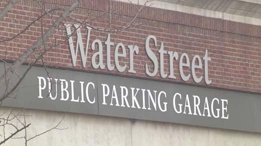 Water Street Parking Garage