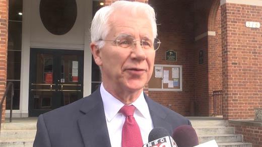 Charlottesville's Attorney Thomas Wolf