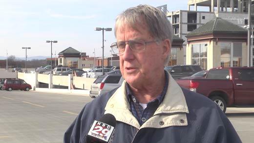 Charlottesville City Councilor Bob Fenwick