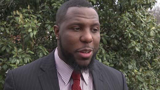 Charlottesville Vice Mayor Wes Bellamy