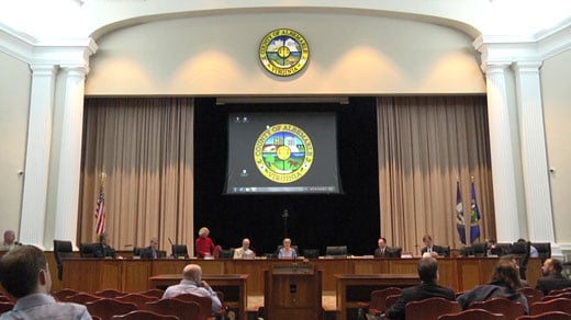 Albemarle County Board of Supervisors met to discuss public transportation Wednesday