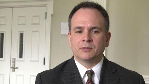 Brad Sheffield, Albemarle County supervisor