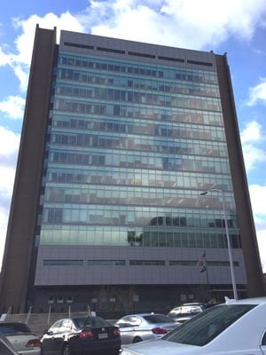 Richard H. Poff United States Courthouse and Federal Building in Roanoke