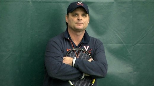 UVa head coach Brian Boland