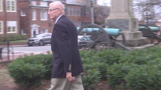 Donald T. Short leaving Albemarle County Circuit Court