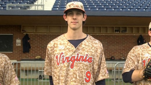 Sophomore Daniel Lynch will be Virginia's starting pitcher to open the season