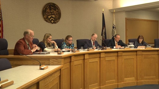 Staunton School Board (FILE)