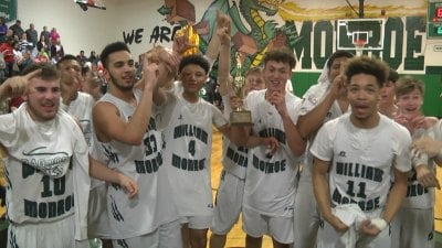 William Monroe Wins Conference 28 Championship