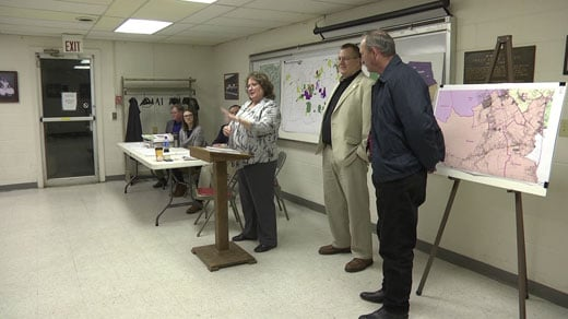Some Augusta County supervisors hosted a town hall Thursday night
