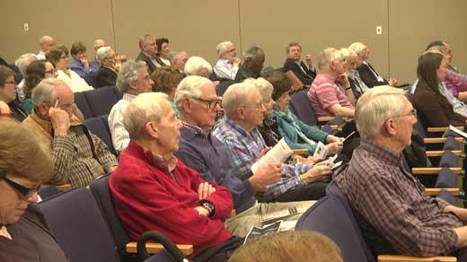 symposium at American Civil War Museum in Richmond
