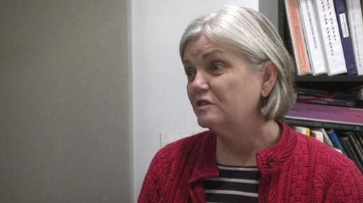Molly Zarski, pediatric physical therapist