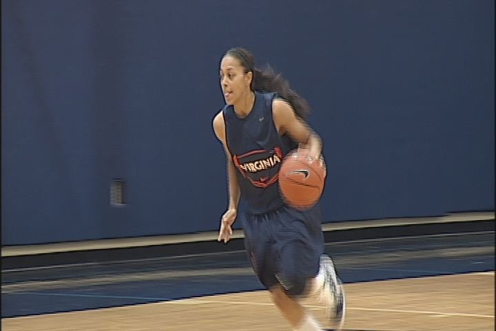 Uva Women S Basketball Team Begins Practicing Wvir Nbc29