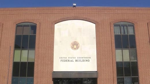 Federal Building and U.S. Courthouse in Charlottesville